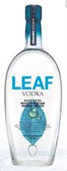 Leaf Vodka Rocky Mountain Mineral Water